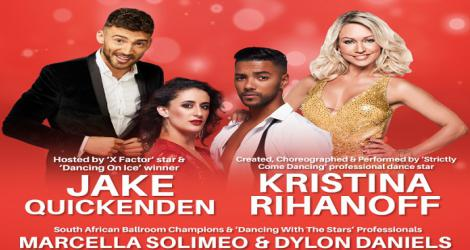 Dance To The Music - UK Tour 2020 | Medina Theatre